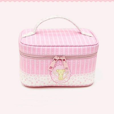 Anime Card Captor Sakura CardCaptor Sakura storage Lunch make up bag box case
