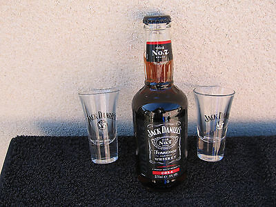 Bouteille -Cola - 275Ml 6% - ++ 2 Hooter -- Neuf - Jack Daniel's