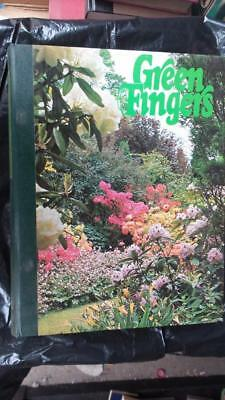 Green Fingers volume 9, parts 105 - 117 with binder - very good condition