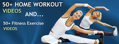108 Home Fitness Workout Videos