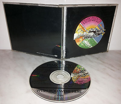 Cd Pink Floyd - Wish You Were Here - No Barcode