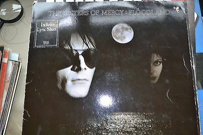 Sisters Of Mercy      Floodland       Lp    Excellent Condition