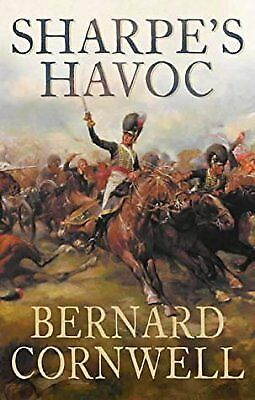 Sharpes Havoc, Cornwell, Bernard, Used; Very Good Book