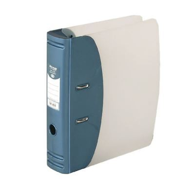 Hermes Heavy Duty A4 Blue Lever Arch File 832007 [BU00025]