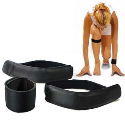 3 Pack Magnetic Sports Knee Patella,Wrist Brace Support Wrap Strap Pain Relief