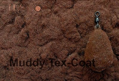 Muddy Tex-Coat textured lead coating powder Carp Camouflage top coat - HLS [TXM]