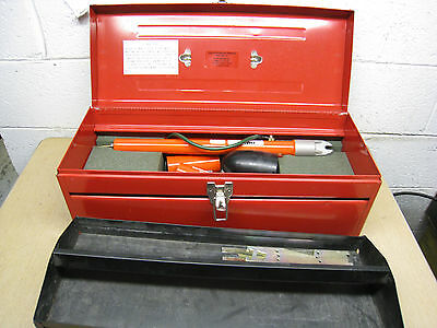 USED A.B Chance C403-1369 Analog Voltage Indicator/Detector Phasing Tool Kit
