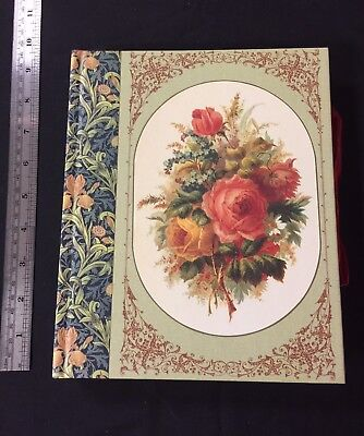 A Posey Of Roses Photograph Album