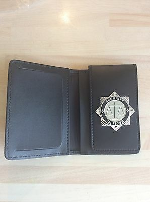 Security Officer ID Card Wallet