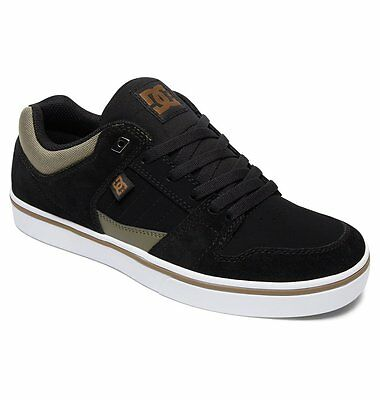 Scarpe Uomo Skate DC Shoes Course 2 Nero Black Olive Schuhe Chaussures  Zapatos 34bd3d38672