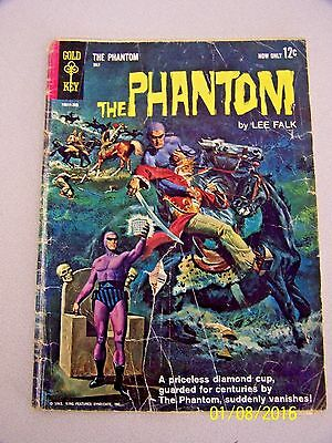 Gold Key Comics The Phantom May 1963 Comic Book No. 3