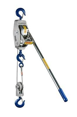 2 Ton 20' Lug-All Cable Hoist