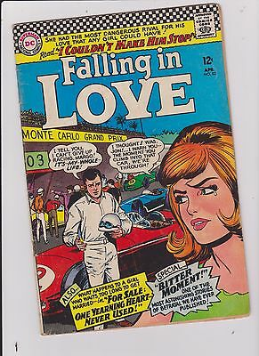 Falling In Love #82 Dc Comics Romance