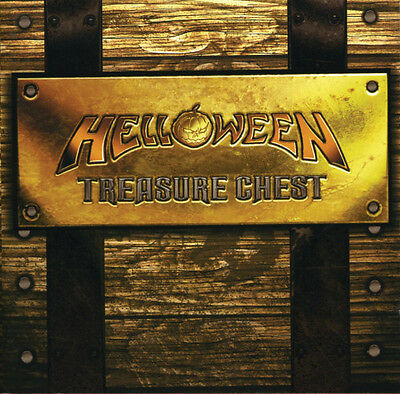 HELLOWEEN - Treasure Chest 2-CD