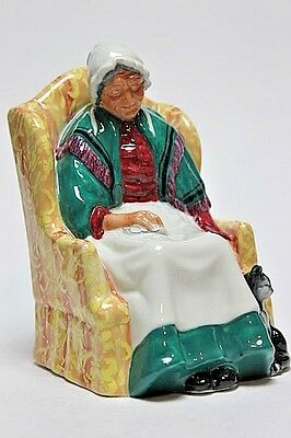 Royal Doulton Forty Winks HN1974 Excellent Bone China Figurine