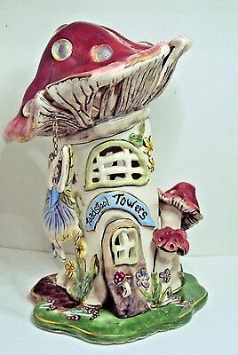 Blue Sky Clayworks Toadstool Towers by Heather Goldminc 2002