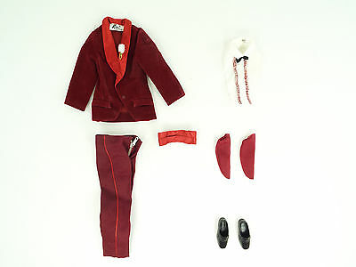 Vintage Barbie Ken Doll Clothes Shoes Accessories the Night Scene Tuxedo Outfit