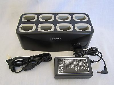 Vocera C2000 Eight-Bay Battery Charger *NEW*
