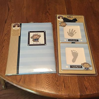 """Carter's Child of Mine Memory Book """"Thank Heaven For Little Boys"""" + First Prints"""