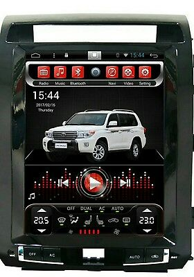 """12.1"""" Vertical Screen Android 6.0 Car  for Toyota Land Cruiser"""