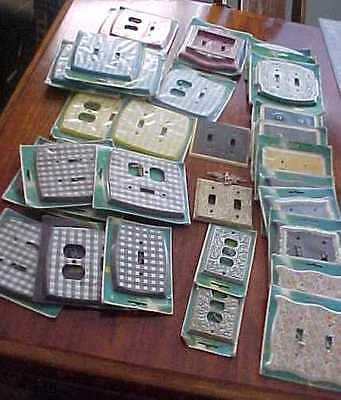 35 Decorative Light Switch and Receptacle Covers