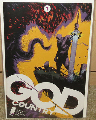 God Country #1 (Cover B Variant) (1st Print) RARE Image Comics NM