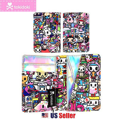 Tokidoki Small Fold Wallet Donutella Unicorno : Kawaii Metropolis Collection