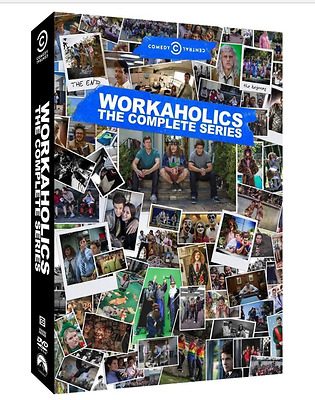 Workaholics: The Complete Series DVD | Box Set