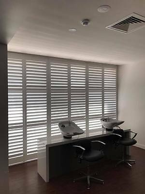 Plantation Shutters Timber Stain