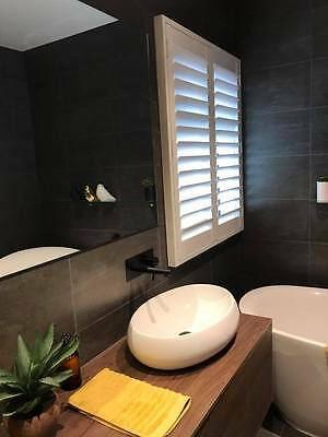 Plantation Shutters Timber Stain Or White