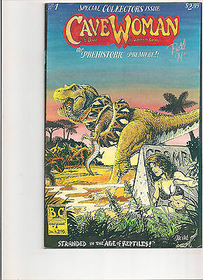 Cavewoman #1 1994 First Printing Comic Book. 1st Appearance of Cavewoman!