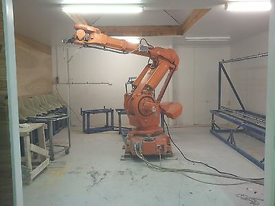 ABB IRB6400 Robot Complete with Controller and teach pendant