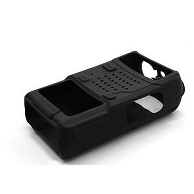 Safety Walkie Talkie Soft Case Silicone Holster Cover for Baofeng UV-5R/A/B/C/D