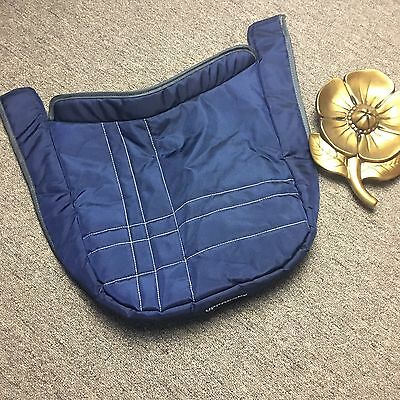 UPPAbaby Vista Stroller Bassinet Navy Blue Cover Replacement Extra Part