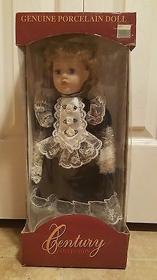 "Century Collections 16"" Genuine Porcelain Doll"