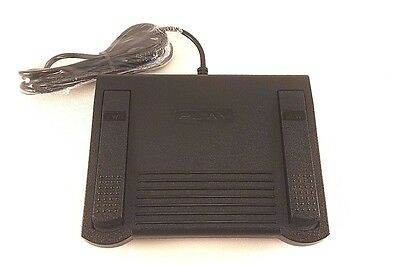 IN-USB-1 Infinty USB Foot Pedal for Computer Transcription SELLER RECONDITIONED