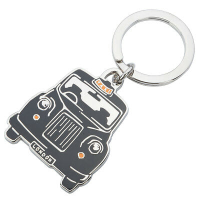 NEW Halcyon Days London Taxi Key Ring