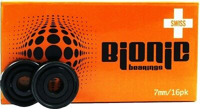 Bionic Bearings Swiss 16 pack, 7mm