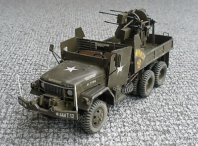 M35A1 1968 diecast 1:72 model Amercom *Free Delivery* *Free Magazine*
