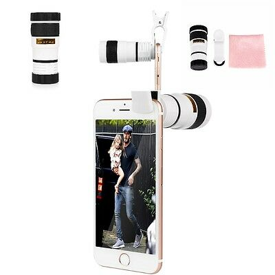 8x Zoom HD360 Smartphone Transform Your Phone into Professional Quality Camera W