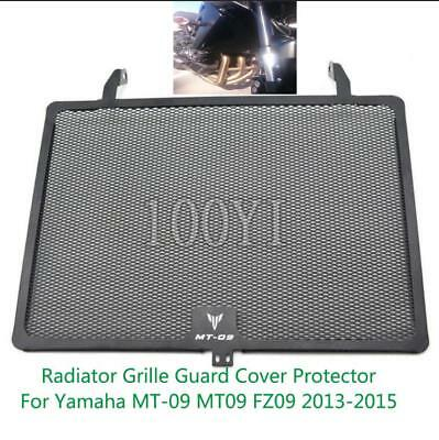 Moto Radiator Grille Guard Cover Protector For Yamaha MT-09 MT09 FZ09 2013-2015