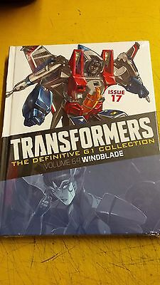 "Transformers  Definitive "" G1"" Collection, = Issue =17, = Windblade,= Vol -64"