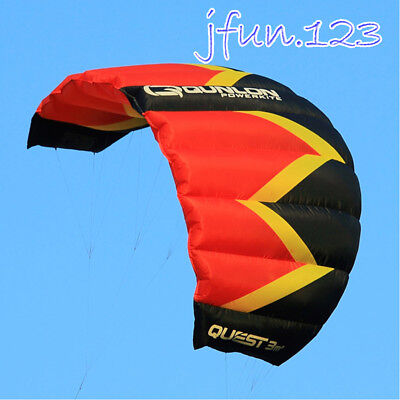 3Sqm Dual Line Control Power Kite Traction Kite Easy Fly for Beginner Sports