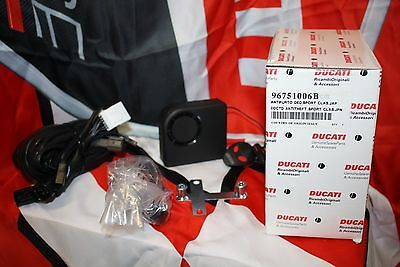 Ant-itheft system Ducati Performance For Sport Classic /Paul Smart/GT Code