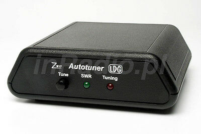 LDG Z-817 AUTOMATIC ANTENNA TUNER FOR YAESU FT-817 ATU 6-600 ohms +FAST DELIVERY