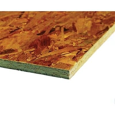 STANDARD ORIENTED STRAND BOARD OSB SHEETS 2440mm x 1220mm CE 11MM and 18MM