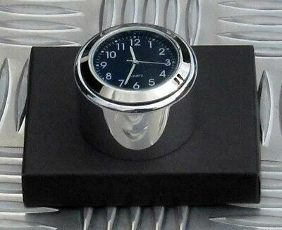 New British Made Smooth Triumph Bonneville® / Thruxton Stem Nut Clock