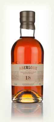 Aberlour 18 Year Old Single Malt Scotch Whisky (700ml)