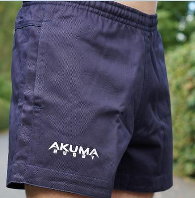AKUMA Traditional Cotton Rugby shorts CLEARANCE