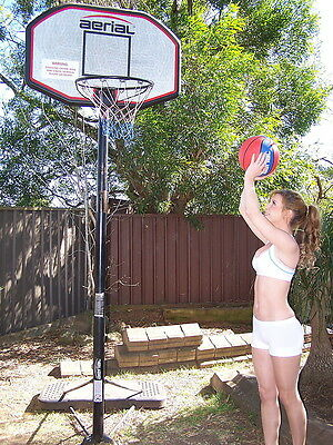 BASKETBALL STAND NEW, HOOP, SYSTEM WITH NET. Free SYDNEY DELIVERY.